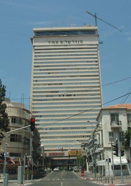 במגדל שלום רחוב אחד העם