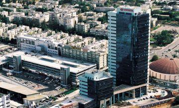 משרדים להשכרה במגדל טויוטה